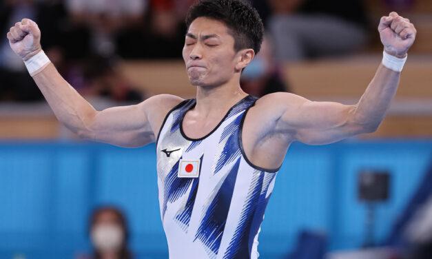 Men's Qualifications   Tokyo Olympics   Inside Gymnastics