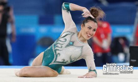 Nicknamed the Phoenix, Vanessa Ferrari Rises Again | Tokyo Olympics | Inside Gymnastics