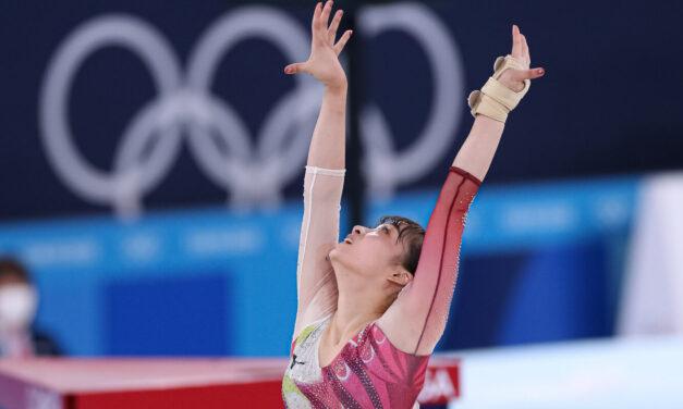 REPORTER'S DAILY BLOG   Tokyo Olympics   Inside Gymnastics