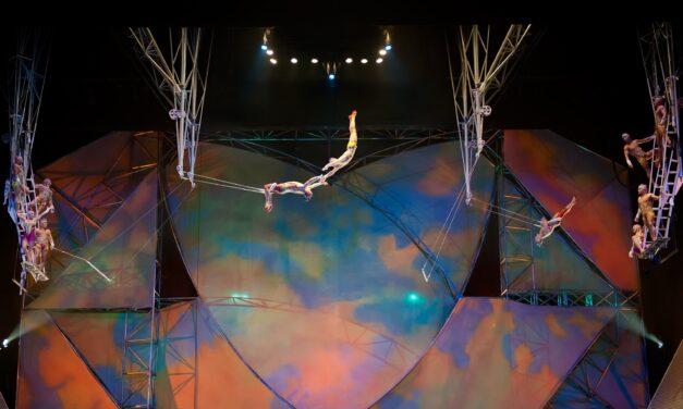Intermission is Over! Cirque du Soleil Wows Again!   Inside Gymnastics
