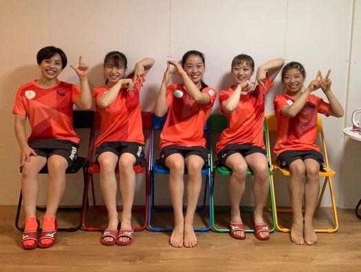 The Women's Teams in Tokyo—A Social Media Extravaganza, Part I | Tokyo Olympics | Inside Gymnastics