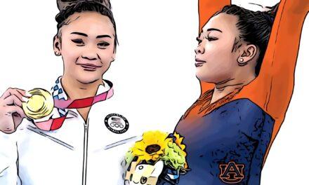 Suni Lee Set to Be a Trailblazer in NCAA at Auburn   Tokyo Olympics   Inside Gymnastics