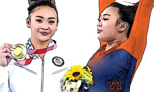 Suni Lee Set to Be a Trailblazer in NCAA at Auburn | Tokyo Olympics | Inside Gymnastics