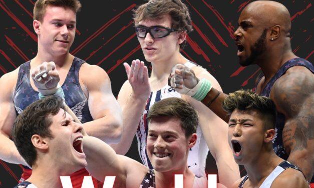 Next Stop – Japan! | USA Men's World Team Named | Inside Gymnastics