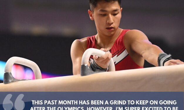 U.S. Men's Lineup for Qualifications   2021 World Championships   Inside Gymnastics