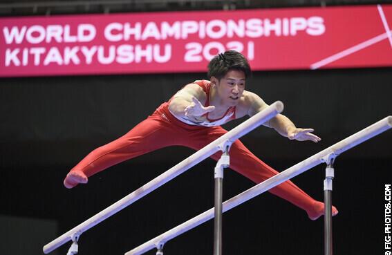 Game On – Hashimoto Solidifies Status, Uchimura Makes His Statement   2021 World Championships   Inside Gymnastics